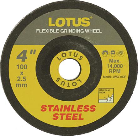 圖片 Lotus LWG100F Grinding Wheel
