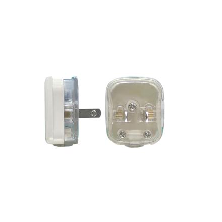 圖片 Firefly Deluxe Plug with Transparent Button FEDPL107