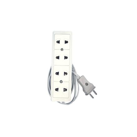 圖片 Firefly 4 Gang 2-Pin Convenience Outlet ECSFO404