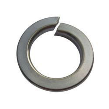Picture of 304 Stainless Steel Lock Washer- Inches Size, STLW-INCHES