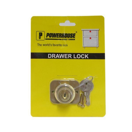 Picture of Powerhouse Drawer Lock 9546