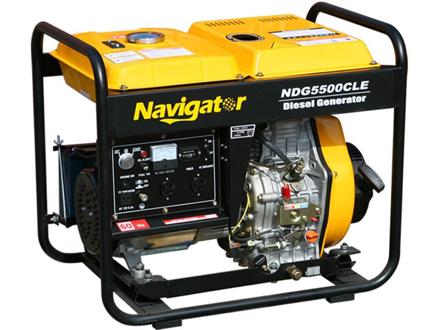 图片 Navigator Diesel Generator, NVNDG5500CLE
