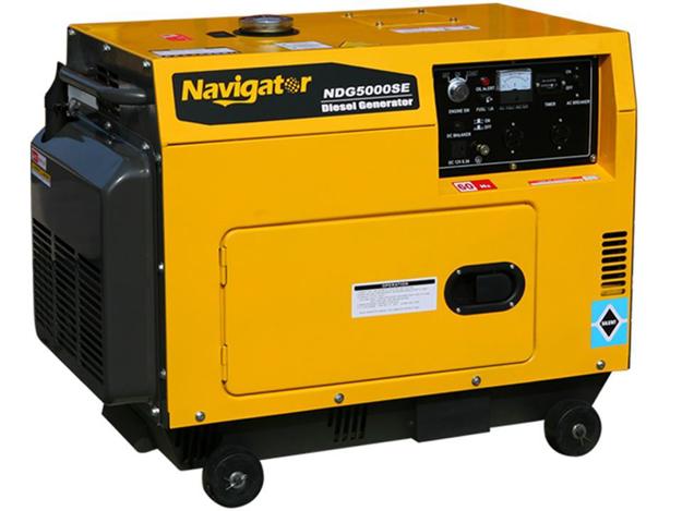 圖片 Navigator Diesel Generator, NVNDG5000SE