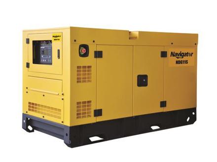 图片 Navigator Ultra Silent Generator NDG26S