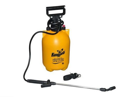 圖片 Kingjet 4L Pressure Sprayer Stainless Steel Lanve & Nozzle, KJ40Q