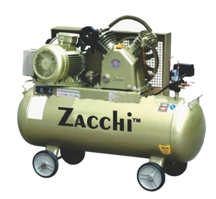 图片 Zacchi Industrial Type Belt Air Compressor ZAC-050