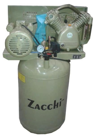 图片 Zacchi Vertical Type Air Compressor ZAC-200V