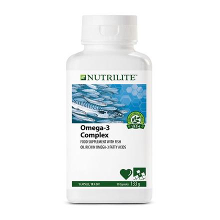 图片 Nutrilite Omega 3 Complex Softgel Capsule
