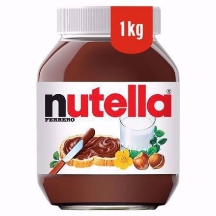 Picture of Nutella Chocolate Hazelnut Spread 1Kg