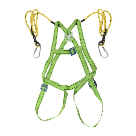 Picture of Full Body Harness Double Hook SA-124