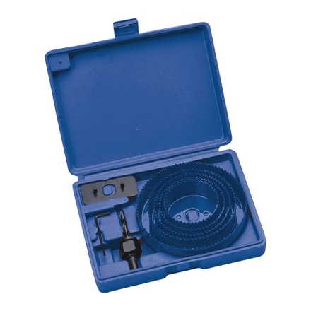 Picture of 8-piece Hole Saw Set(For Wood) A0110