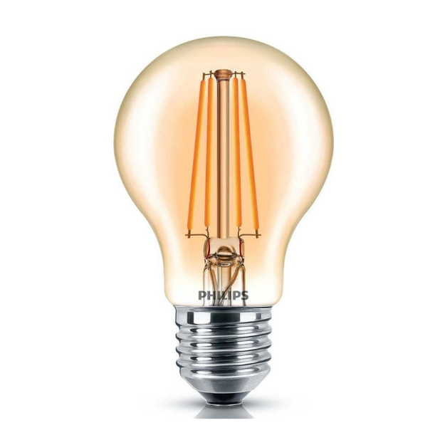 Picture of LED CLASSIC A60 E27 2000K GOLD AP