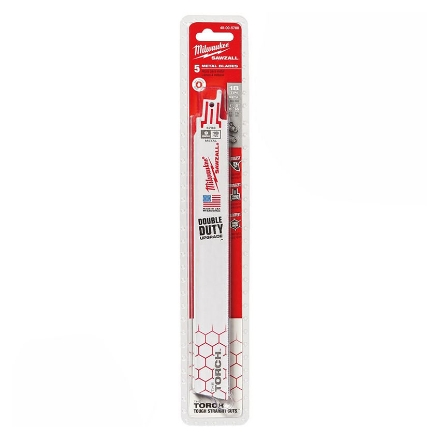 """Picture of 9"""" 18TPI Torch Super Sawzall Blade 48-00-5788"""