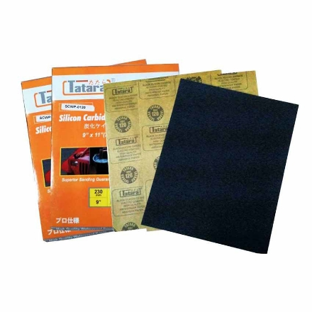 Picture of Silicon Carbide Waterproof Paper SCWP-0060