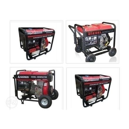 Picture of Diesel Generator PDG2200