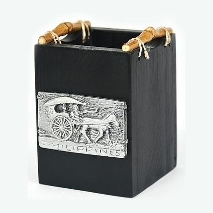 图片 Pen Holder Box with Kalesa - 0137-0639