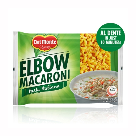 Picture of Del Monte Elbow Macaroni 200g