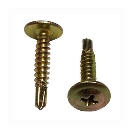 Picture of 100 Pcs Philip Button Head, Self Drilling Screw Button Head