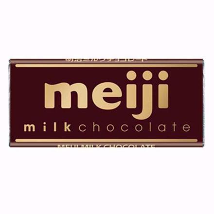 图片 Meiji Milk Chocolate