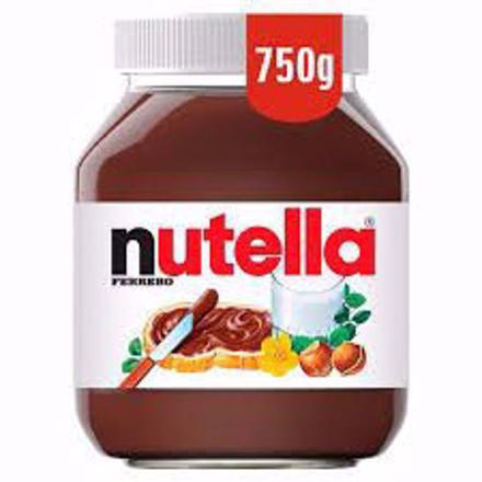 图片 Nutella Chocolate Hazelnut Spread 750g