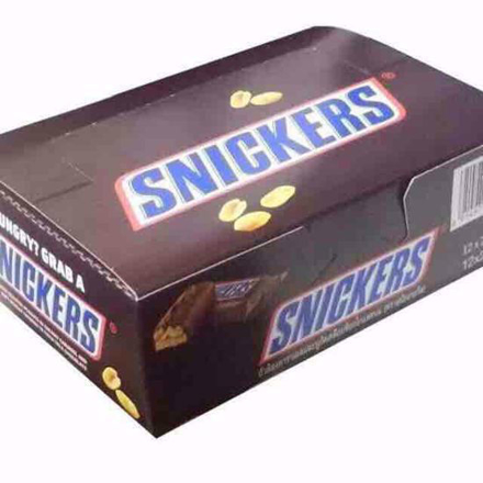 图片 Snickers 20g X 12 Bars