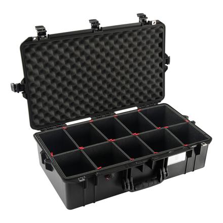圖片 Pelican Air Case 73.3 X 42.6 X 23.2 CM Black, PL1605BLK