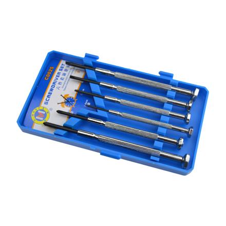 圖片 6-Piece Screwdriver Set C0025