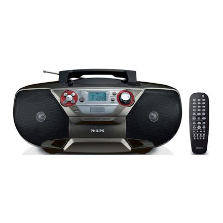 圖片 Philips CD Soundmachine AZ5741/98