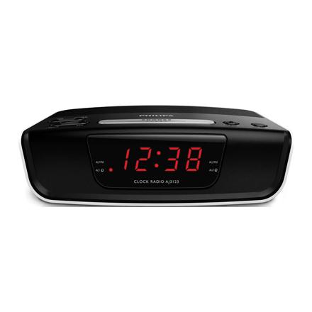 圖片 Philips Digital Tuning Clock Radio AJ3123/12
