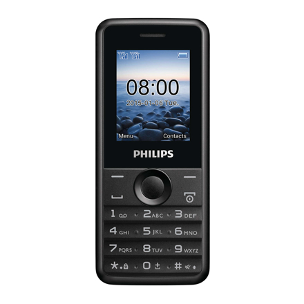 Picture of Philips Mobile Phone E103