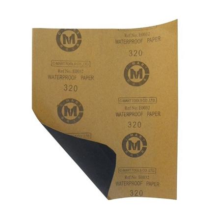 圖片 Sand Paper (Water Proofing) E0032