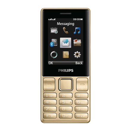 Picture of Philips Mobile Phone E170