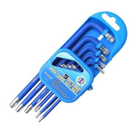 圖片 9-Piece Torx Key Set F0023