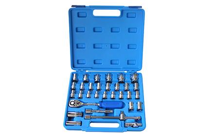 Picture of 32-Piece Socket Set K0008