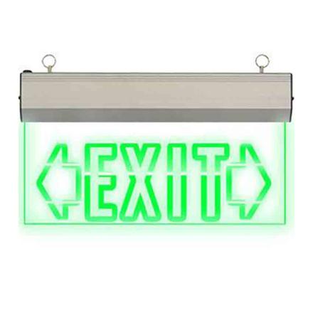 圖片 Exit Sign Double Arrow (Acrylic) LED/X-200/D