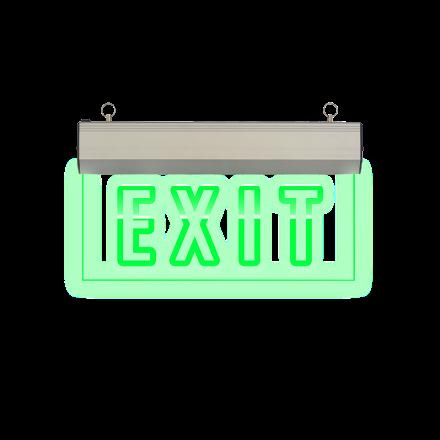 圖片 Exit Sign (Acrylic) LED/X-200