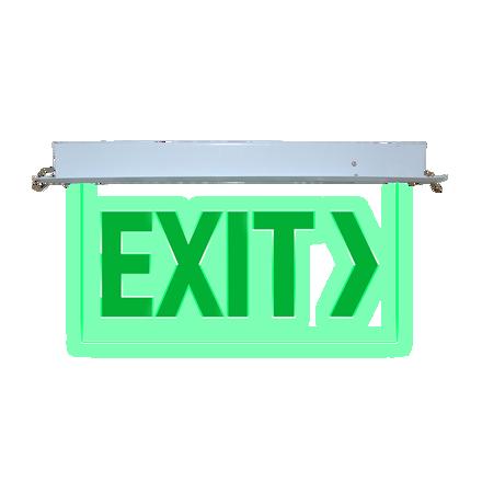 圖片 Exit Sign (Recessed) LED/X-300/L
