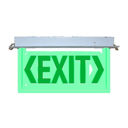 圖片 Exit Sign (Recessed) LED/X-300/D