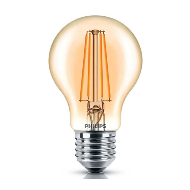 圖片 LED CLASSIC A60 E27 2000K GOLD AP