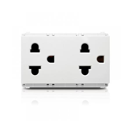 圖片 Double Walled Socket  Origami Style Duplex