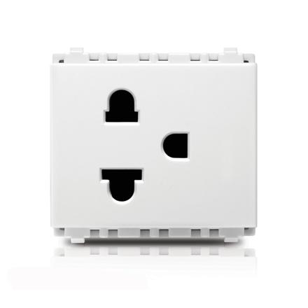 圖片 2P+E US-EU Socket Origami Style Simplex