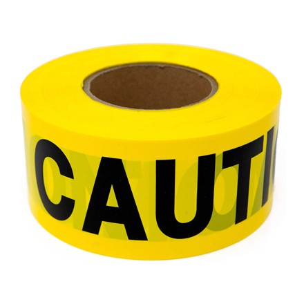 圖片 Warning/Caution Tape 3 x 300M