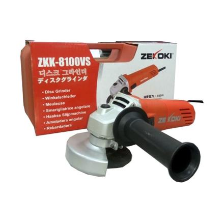 Picture of Angle Grinder Zkk-8100VS