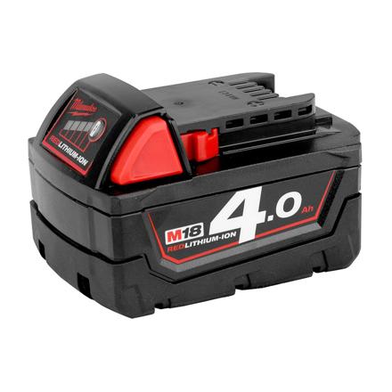 圖片 Battery Pack 4.0Ah Li-ion M18B4