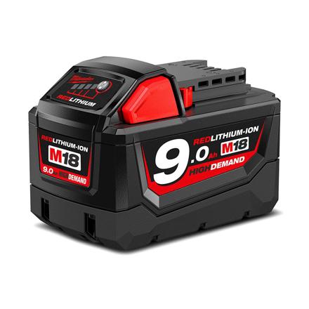 圖片 Battery Pack 9.0Ah Li-ion M18B9