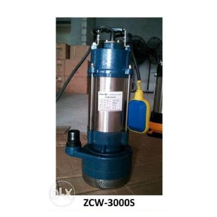 圖片 Submersible Pumps Clear Water Stainless Body ZCW-3000S