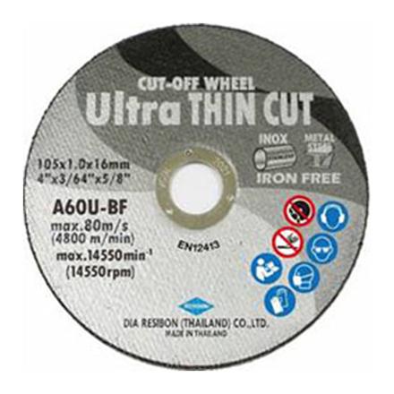 圖片 Cut-Off Wheel Ultra Thin UCOWS-105