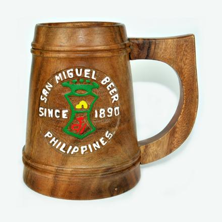 圖片 Acacia Beer Mug- 0054-0038