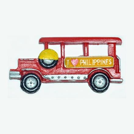 圖片 Jeepney Ref Magnet- DSC-5198