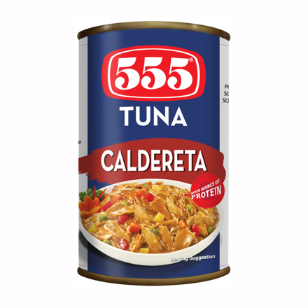 Picture of 555 Tuna Caldereta 155g